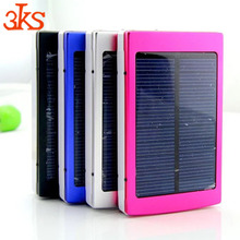 High Capacity Solar Power Bank Solar External Battery for Smartphones
