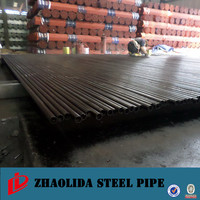 black steel ! a53 gr b schedule 40 carbon steel pipe expandable water pipe