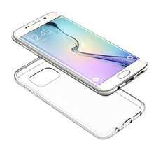 Soft Clear Transparent Tpu Rubber Case For Samsung Galaxy Core