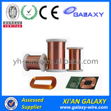 Super Performance Polyestermide 180 Class Enameled Magnet Wire Varnish Copper Wire For Motor Winding/House Cable
