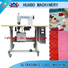 lace ultrasonic cutting machine