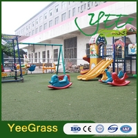 New style latest artificial grass for basketball flooring