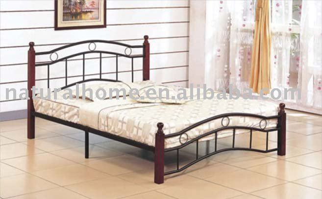 Double Steel Bed (KT5125BD)