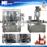 Full automatic tomato paste production line
