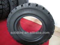 solid tyre; forklift part; rubber wheels;Linde tire;tyres