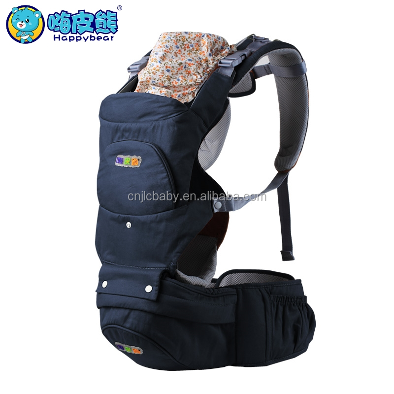 Cotton material baby carrier baby backpack stroller