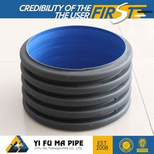 Plastic drainage cheap hdpe corrugated conduit pipes price
