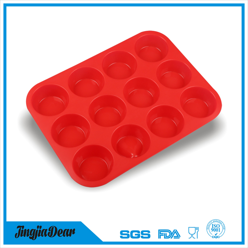 giant cooking pan and giant cupcake silicone cake mould