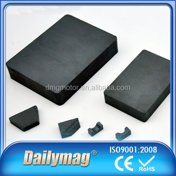 High Frequency Welded Pipe Block Ferrite Magnet