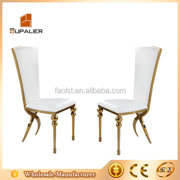 Factory price used high back wedding wholesale banquet chairs