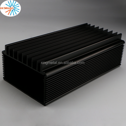 factory customized extrusion aluminium led power supply enclosure
