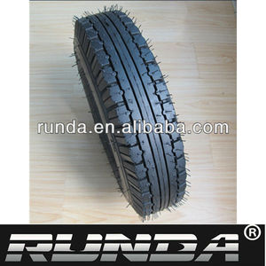 good quality heavy duty tricycle tyre 400-8