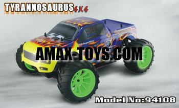 gt-94108 hsp nitro monster truck