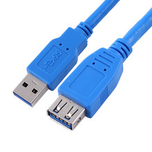 USB 3.0 A Male to A Female 1m 1.8m 3m USB Data Sync Transfer Extender Cable