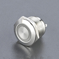 High quality 3A momentary micro explosion-proof led metal pushbutton switch 12v