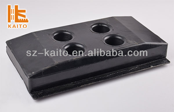 Ex30 Excavator Track Link Assembly With Shoes