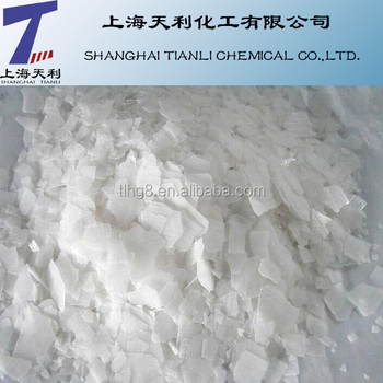99%min NaOH / Caustic Soda Flake / Over 10 Year Factory