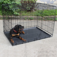 Good quality new style wire foldable dog cage