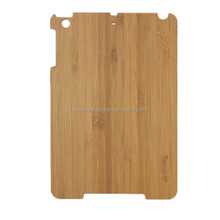 New design fashion wood and bamboo case for Ipad mini/mini2 case bamboo