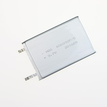 3.7V 6000mAh 906090 Smart Li-po Battery Cell Small Lithium Polymer Rechargeable Battery Pack 7.4v Top Quality Battery