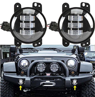 "Best price Low moq !!! Off road accessory 4"" 30W fog light led headlight for motorcycle, trucks, atv"