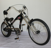 20-24 fantastic chopper bicycle for adults