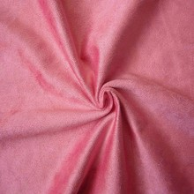 high quality genuine synthetic sherpa suede cheap calico fabric manufacturer