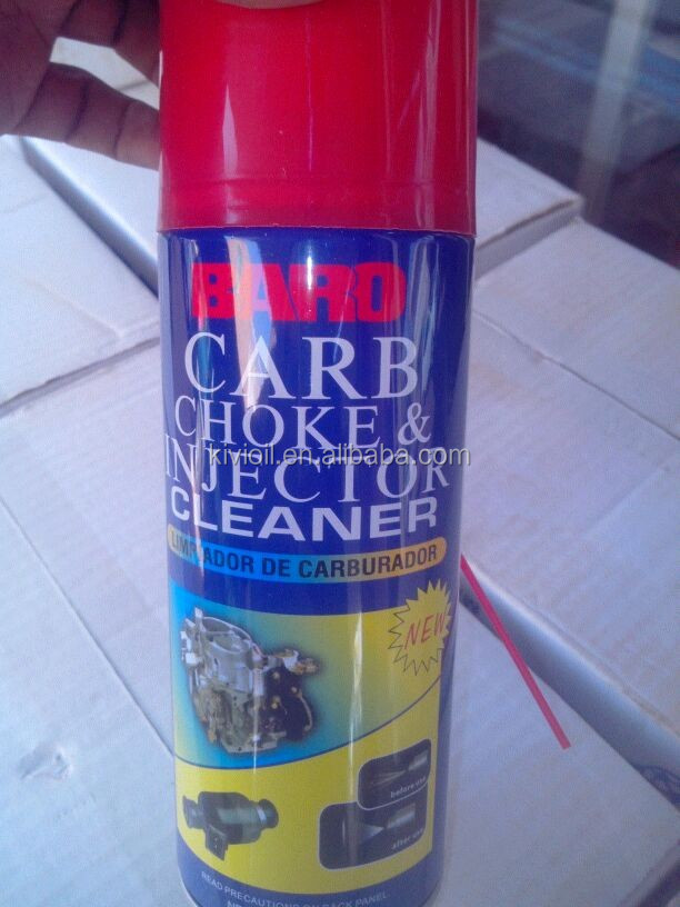 injector carbon cleaner