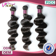 Wholesale Loose Wave 100% Human Virgin Remy Hair High Quality Brazilian Hair