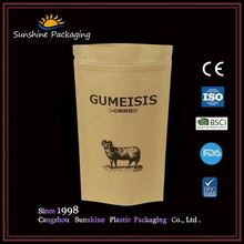Hot sale business card plastic bag packaging for shipping/courier packing bag
