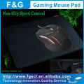 Non-slip control fabric gaming mouse pad