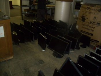 Used Tested Working LCD Monitors