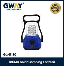 Rechageable led camping lantern with transformer charger,Solar led lanterns