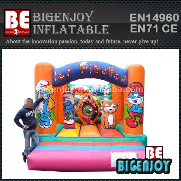 Famous Cheap Inflatable Cortoon Theme Bouncer For Kids For Rent