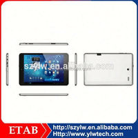 NFC unbranded 7.85 Inch RK3026 dual core smart pad android 4.2.2 tablet pc