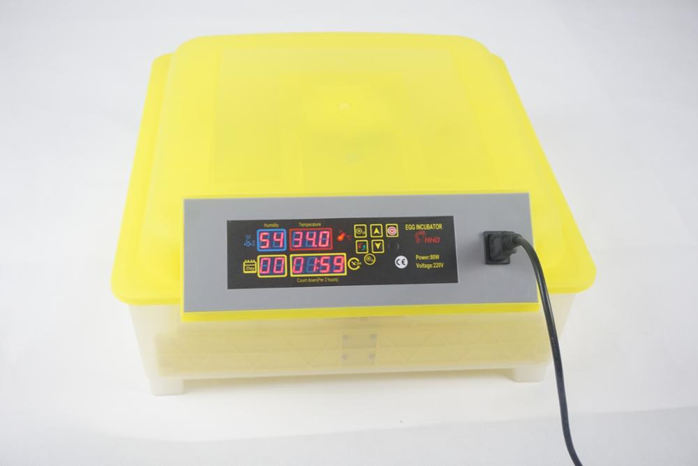 HHD Hot Selling Cheap Price In China Incubator 48 Chicken Egg Incubator For Sale + Candler Free Shipping