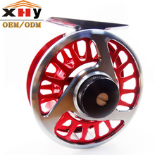 Wholesale OEM/ODM Chinese Classic Fly Fishing Reel Large Arbor 9/10 Wt CNC Fly Reel For Sale