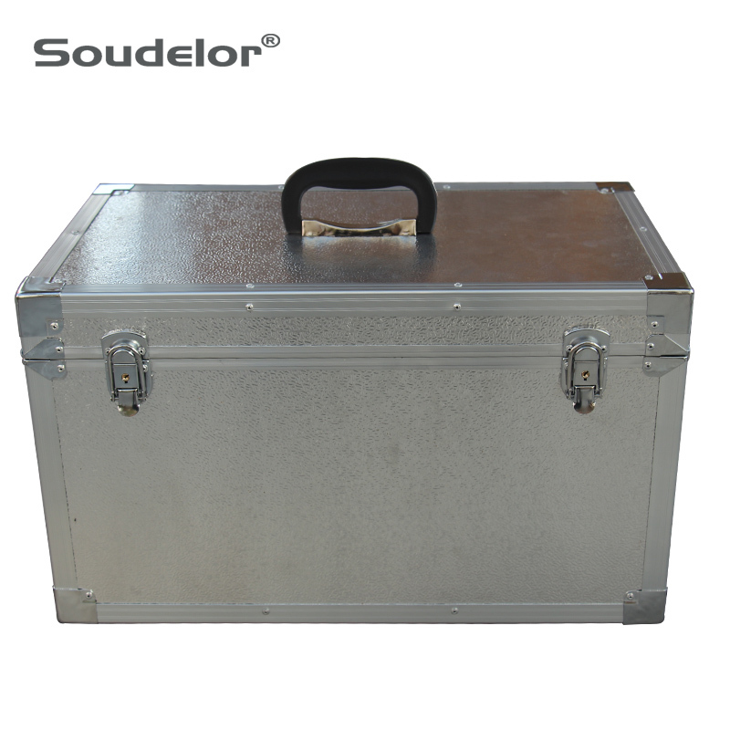 big Customized fashion Aluminum Camera/camcorder box