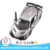 Custom 1:29 scale miniature metal die cast toy car model