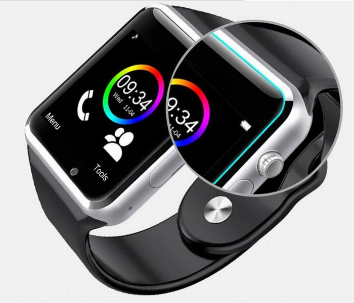 Hot sale 1.54 Inch New Bluetooth Smart Watch U Smartwatch <strong>A1</strong> For Android Phones