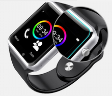 Hot sale 1.54 Inch New Bluetooth Smart Watch U Smartwatch A1 For Android Phones