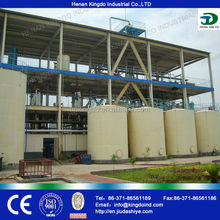 Kingdo company automatic biodiesel plant for Jatropha curcas seeds to biodiesel production