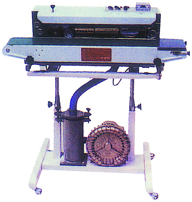 Automatic intlating membrane sealing Machine