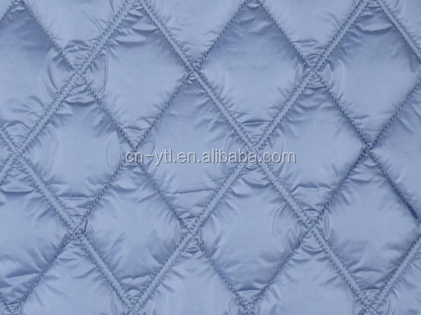 Wholesale Jacket Quilted Padded Fabric