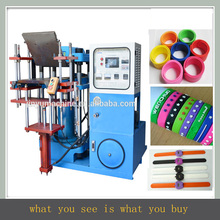 JY-A02 silicone slap band wristband bracelet making machine