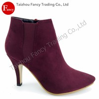 Popular Hot Sales Wholesale Widely Used High Heel Boots For Lady