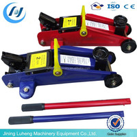 Auto Repair Tools 3ton Mechanical Hydraulic floor jack with foot pedal