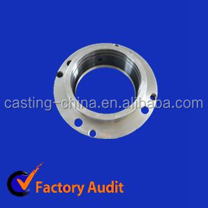 stainless steel small milling machine lathe parts cnc machining