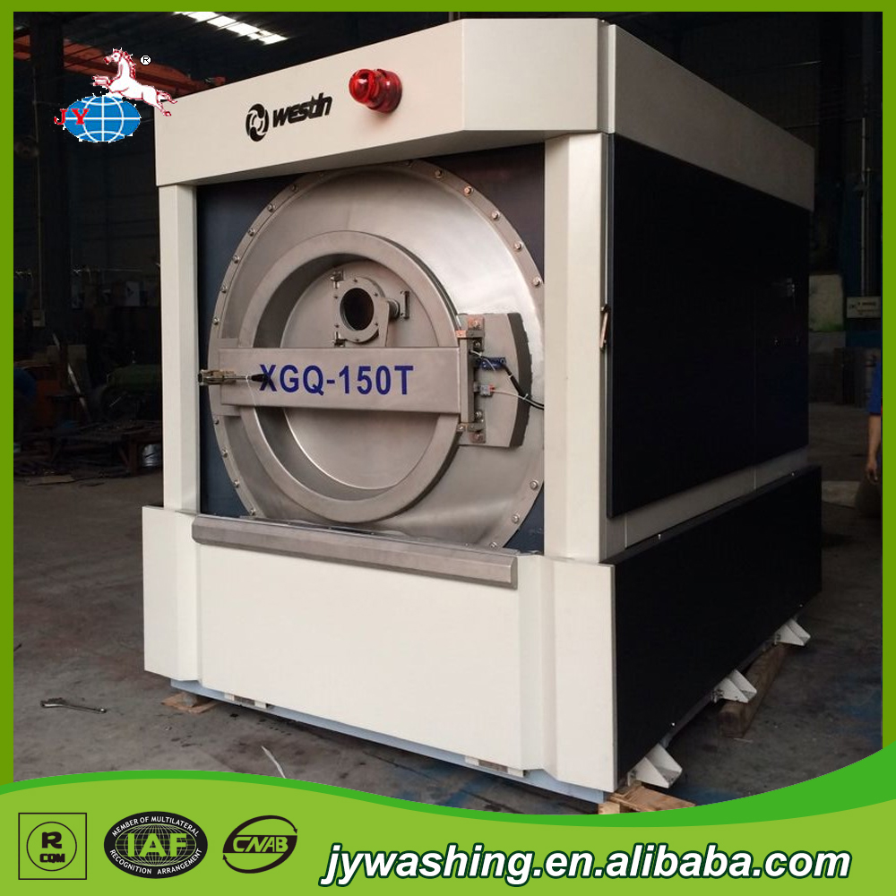 Fabric, Linen, Clothes Washing Machine, Automatic Tilting Industrial Washer