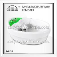 basin detox foot bath